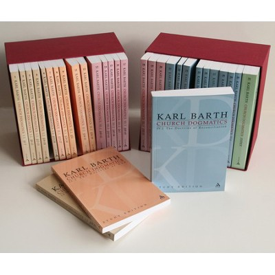 Church Dogmatics, 31 Volumes   -     By: Karl Barth