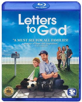 Letters to God, Blu-ray    -
