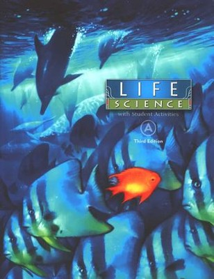 BJU Life Science Grade 7 Student Text, Third Edition    -
