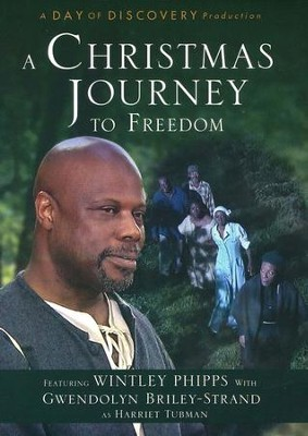 A Christmas Journey to Freedom, DVD   -     By: Wintley Phipps