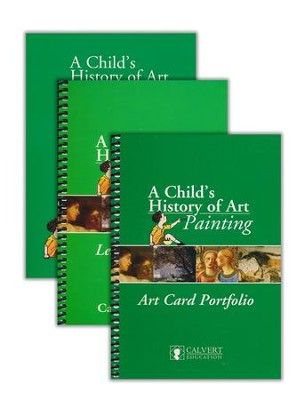 A Child's History of Art: Painting Kit   -