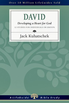 David: Developing a Heart for God - PDF Download  [Download] -     By: Jack Kuhatschek