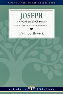 Joseph: How God Builds Character - PDF Download  [Download] -     By: Paul Borthwick