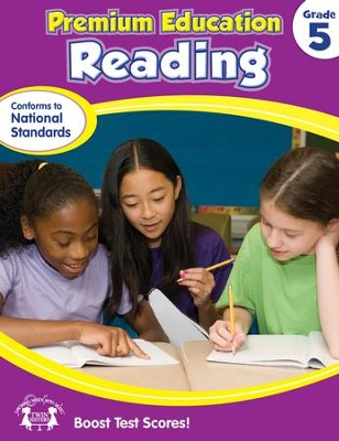 Premium Education Reading Grade 5 - PDF Download  [Download] -     By: Kim Mitzo Thompson, Karen Mitzo Hilderbrand
