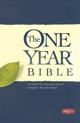 The One Year Bible NKJV - eBook  -