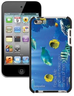 I Will Make You Fishers of Men iPod Touch 4G Case  -