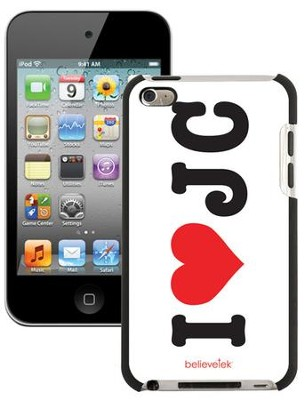 I Heart JC iPod Touch 4G Case  -