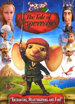 The Tale of Despereaux, DVD   -