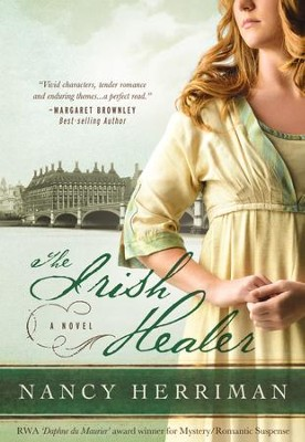 The Irish Healer: A Novel - eBook  -     By: Nancy Herriman