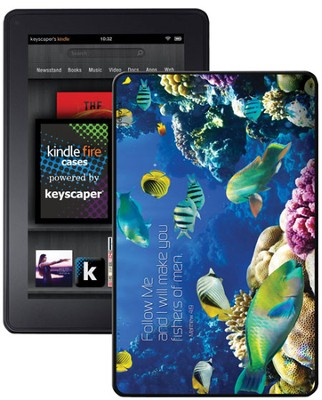 I Will Make You Fishers of Men Kindle Fire Case  -