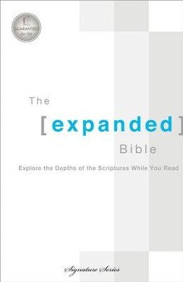 Expanded Bible - eBook  -