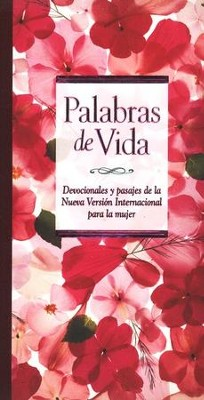 Palabras de Vida para la Mujer  (Devotions and Passages From the NVI for Women)   -