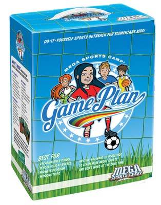 Game Plan--Mega Sports Camp Starter Kit   -