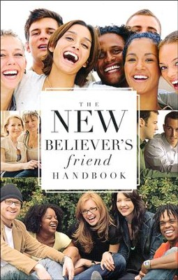 New Believer's Friend Handbook: Mentor's Companion   -     By: Charles Crabtree