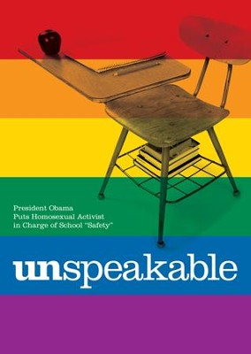 Unspeakable  -     By: Truth In Action Ministries
