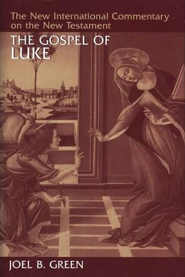 Gospel of Luke, Revised, NICNT, New International Commentary on  the New Testament        - Slightly Imperfect  -