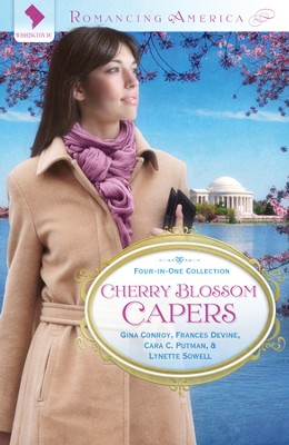 Cherry Blossom Capers - eBook  -     By: Cara Putman, Gina Conroy, Frances Devine, Lynette Sowell