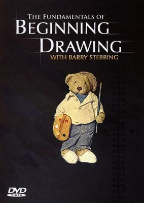 The Fundamentals of Beginning Drawing 3 DVD Set   -     By: Barry Stebbing