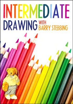 Intermediate Drawing, 3-DVD Set   -     By: Barry Stebbing