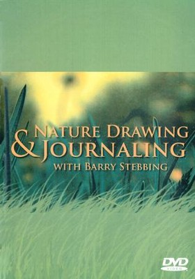 Nature Drawing & Journaling, 3-DVD Set   -     By: Barry Stebbing