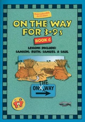 On The Way for 3-9s, Book 6   -