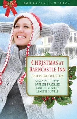 Christmas at Barncastle Inn - eBook  -     By: Susan Davis, Darlene Franklin, Janelle Mowery, Lynette Sowell