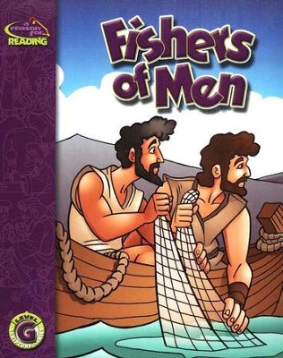 A Reason For Reading, Level G: Fishers Of Men   -