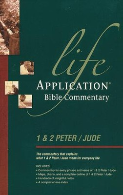 1 & 2 Peter and Jude: Life Application Bible Commentary  -     By: Bruce Barton