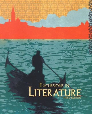 BJU Excursions in Literature Student Text Grade 8, Third Edition   -