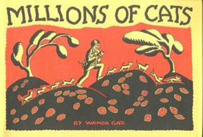 Millions of Cats  -     By: Wanda Gag
