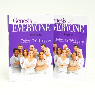 Genesis for Everyone: Parts 1&2 (Old Testament for Everyone)  -     By: John Goldingay