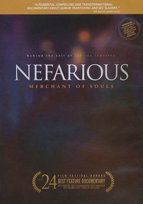 Nefarious: Merchant of Souls, DVD   -
