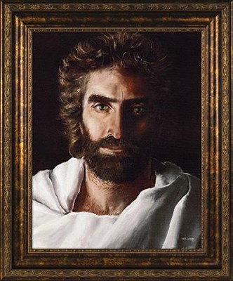 Prince of Peace, Framed Print  -     By: Akiane Kramarik