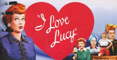 I Love Lucy: The Complete Series, DVD Set   -