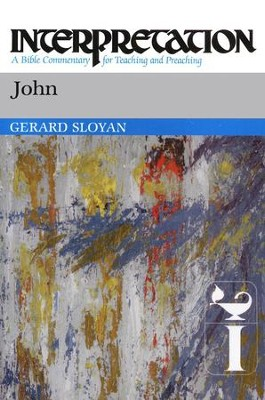 John: Interpretation: A Bible Commentary for Teaching and Preaching  -     By: Gerard Sloyan