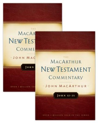 John Volumes 1 & 2: The MacArthur New Testament Commentary - eBook  -     By: John MacArthur