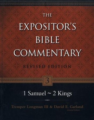 1 Samuel-2 Kings, Revised: The Expositor's Bible Commentary   -     Edited By: Tremper Longman III, David E. Garland     By: Ronald Youngblood, Richard Patterson & Hermann Austel