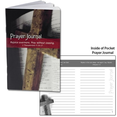 Pocket-Sized Prayer Journal  -