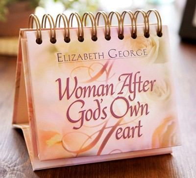 Woman After God's Own Heart Daybrightener   -     By: Elizabeth George