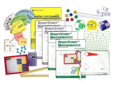 Rightstart Mathematics: Geometric Approach Starter Kit   -
