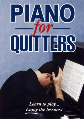 Piano for Quitters, DVD   -     By: Mark Almond