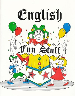 English Fun Stuff   -     By: Frode Jensen