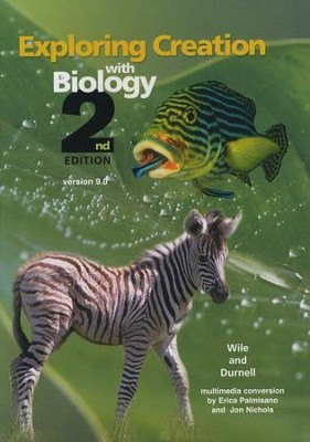 Exploring Creation with Biology, 2nd Edition, Full Course CD-ROM, Version 9.0  -