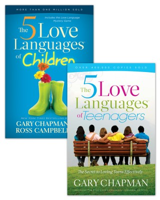 The 5 Love Languages of Children/The 5 Love Languages of Teenagers Set - eBook  -     By: Gary Chapman, Ross Campbell