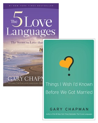 The 5 Love Languages/Things I Wish I'd Known Before We Got Married Set - eBook  -     By: Gary Chapman