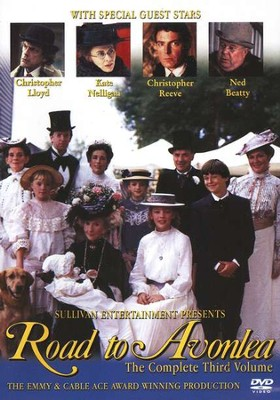 Road To Avonlea, Season 3, DVD set   -