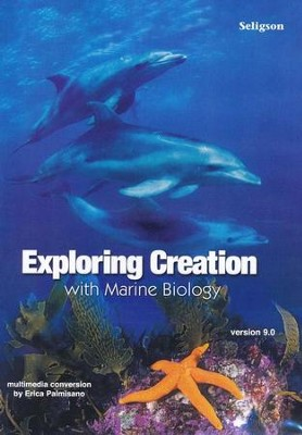 Exploring Creation with Marine Biology, Full Course CD-ROM, Version 9.0  -     By: Sherrie Seligson