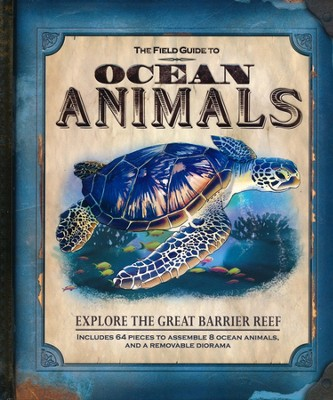 Field Guide to Ocean Animals  -     By: Phyllis Perry