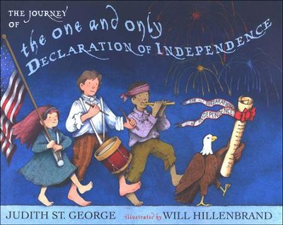 The One and Only Declaration of Independence  -     By: Judith St. George