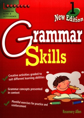 Grammar Skills Grade 1, 2nd Edition   -     By: Rosemary Allen